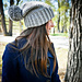 Slouchy Crochet Hat pattern