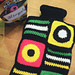 Liquorice Allsorts Hot Water Bottle Cover pattern
