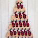 Mini Stocking Advent Calendar CAL pattern