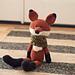 Basil the Fox Plushy Toy pattern