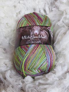 WGW Silk/merino 5 ply Wildflower 100g