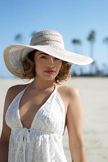Solid Colette Sun Hat