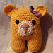 Bear Plush pattern