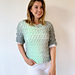 Simple Scarfie T Shirt pattern