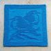 Two Birds Lazy-Cloth pattern