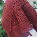 Brown Eyed Girl Shawlette pattern