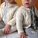 XOXO Baby Cardigan pattern