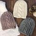 Mount Adams Super Bulky Hat pattern