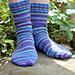 Basic 4ply Socks pattern
