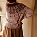 Black Thorn Sweater pattern