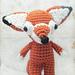 amigurumi fox pattern