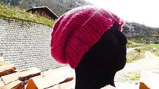 Ravelry: Long Beanie Strickanleitung knitting pattern