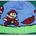 Mario Transformation Hat pattern