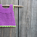 Tunic For Violet pattern
