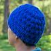 Knob Hill Hat pattern