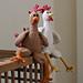 Chicken Chicken Chicken pattern