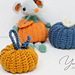 A pumpkin for the mouse pattern