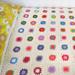 Yarning. Granny Square pattern