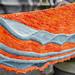 Rainbow Relay Shawl pattern