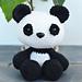 Amigurumi Pip The Panda pattern