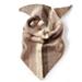 Triangle Knit Shawl pattern