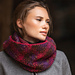 Pooling Infinity Scarf pattern