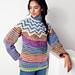 Zig-Zag Sweater pattern