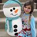 Giant Snowman pattern