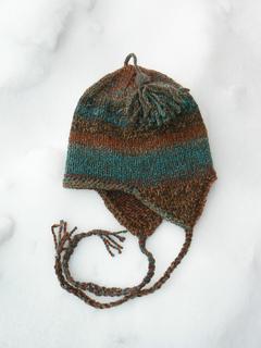 Ravelry: Very Basic Bulky Ear-flap Hat pattern by Anne ...