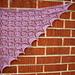 Budding Shawlette pattern