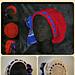 Scarf Tam/Slouchy pattern