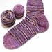 Mr. Fesset Socken pattern