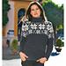 Modell 256/3  Pullover pattern