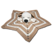 "Lovey ""Dog or bear"" pattern"