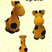 Gigi Giraf pattern