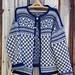 Bøvertun Original pattern