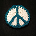 Peace Patch pattern