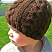 """""""Totem"""" Cabled Hat pattern"""