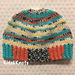 Basic Knit Look Beanie pattern
