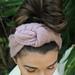 Stardust Knitted Headband pattern