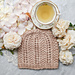 Pebbles By The Sea Hat pattern