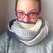 Ombre extra comfy cowl pattern