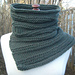 The Obstinate cowl pattern
