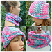 Unicorn convertible cowl pattern