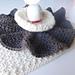 Washcloth trio pattern