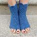 Dragonfly sock & pouch set pattern