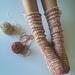 Romance socks pattern