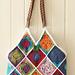 Squares bag pattern