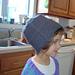Twilight Bella's La Push knit hat pattern