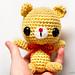 Baby Bear Amigurumi pattern